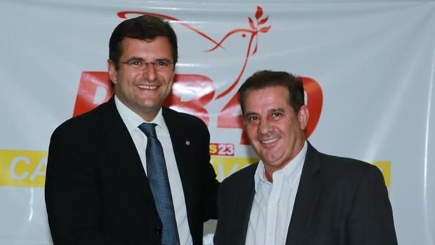 Relações entre PPS e PSB em Goiás são citados como exemplo de coexistência pacífica