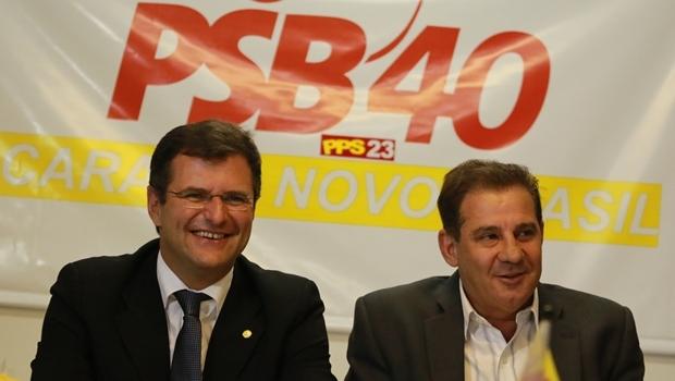 Marcos Abrão e Vanderlan2- fusão PPS-PSB