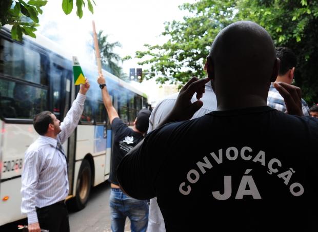 Desembargadores do TJ-GO: pela convocação dos aprovados | Tribunal de Justiça de Goiás