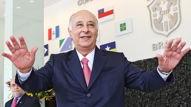 Fifa pune presidente da CBF com três meses de suspensão