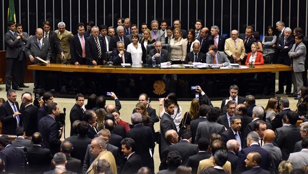 Votação do ajuste fiscal na Câmara dos Deputados deve ser finalizada na próxima semana