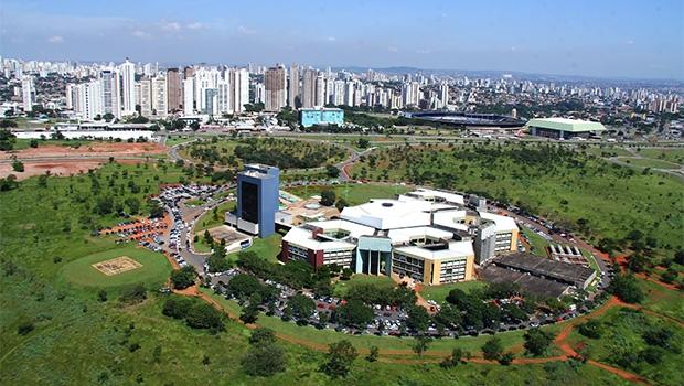 Plano Direto proíbe condomínios verticais na região do Paço Municipal, no Settor Park Lozandes   Foto: Fernando Leite/Jornal Opção/Arquivo