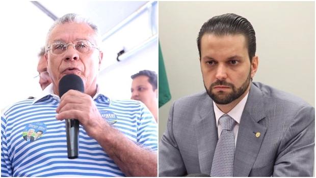 Disputa pela presidência do PSDB de Goiás: Afrêni assume a dianteira, mas Baldy continua no páreo | Fotos: reprodução / Facebook