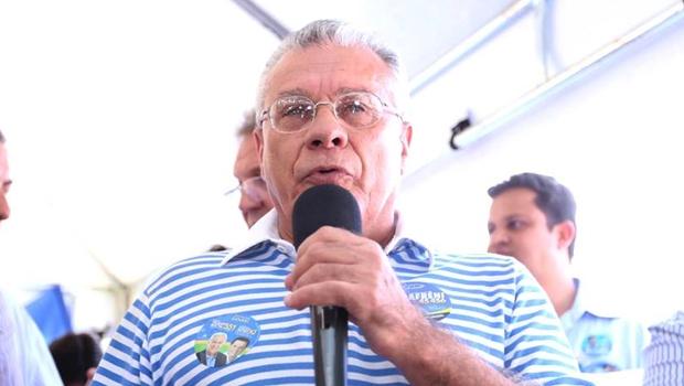 O ex-deputado estadual Afrêni Gonçalves vai comandar o PSDB de Goiás