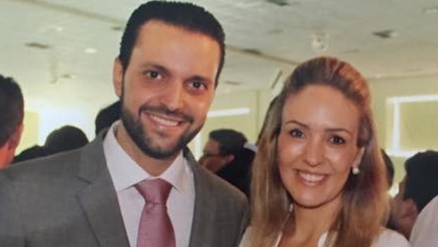 Alexandre Baldy admite bancar sua mulher, Luana, para prefeita de Anápolis