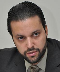 Alexandre Baldy: o deputado é pouco conhecido na cidade