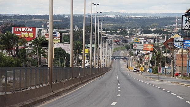 Investimentos para as obras na capital e em Aparecida foram aprovados pelo Dnit | Foto: Edilson Pelikano