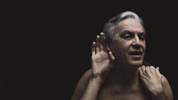 Caetano Veloso canta no Centro Cultural Oscar Niemeyer na segunda-feira