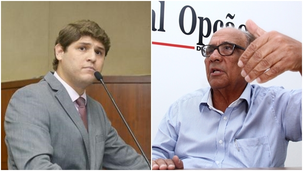 Deputado federal Roberto Balestra veta Lucas Calil na disputa pela Prefeitura de Inhumas