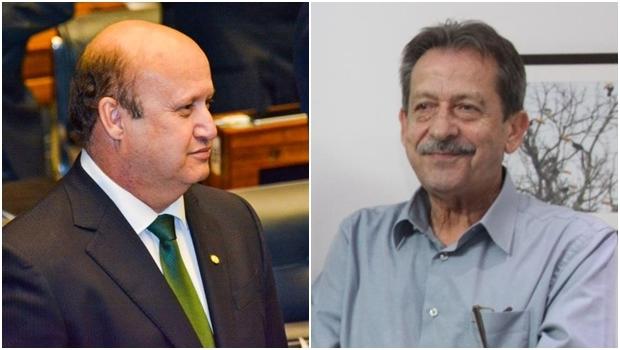Célio Silveira e Paulo de Jesus divergem sobre perfil do futuro presidente do PSDB Goiás | Foto: reprodução / Facebook