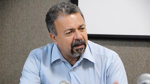 Elias Vaz afirmou que  tratou de candidatura de Vanderlan Cardoso em 2016   Foto: Marcello Dantas/Jornal Opção Online/Arquivo