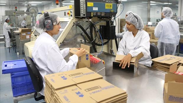 Foram criados 667 novos postos de trabalho no município de Anápolis no mês de março, conforme registra o Caged