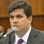Deputado Jean garante duplicação entre Itauçu e Itaberaí | Foto: Marcos Kennedy / Alego