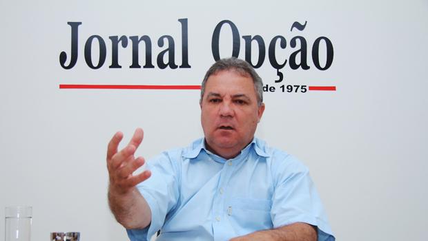 """Misael diz que """"não cospe no prato que come"""" e garante: """"Vanderlan é o meu candidato em Goiânia"""""""