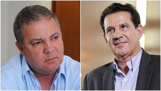Suposta briga de Vanderlan e Misael é intriga de assessores