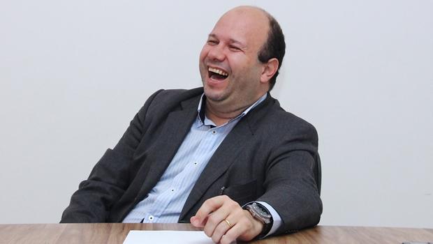 Olavo Noleto é o único goiano do PT que tem prestígio no Palácio do Planalto