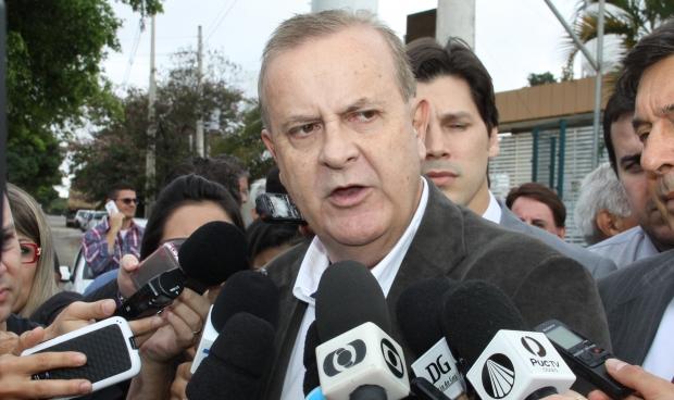Fala do petista foi em Aparecida de Goiânia, durante visita técnica do ministro do Transportes, Antônio Carlos Rodrigues,