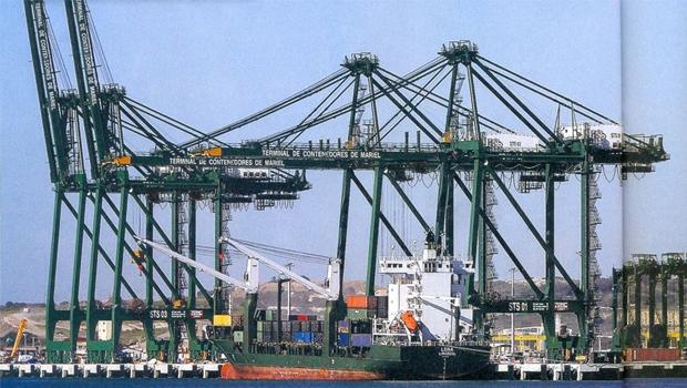 Porto de Mariel, em Cuba, é uma das obras | Fotos: Divulgalção