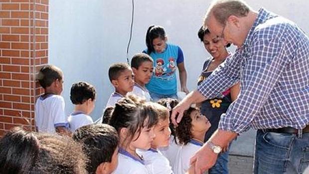 """Paulo Garcia: """"Meu objetivo é deixar a Prefeitura sem nenhuma criança fora da escola"""""""