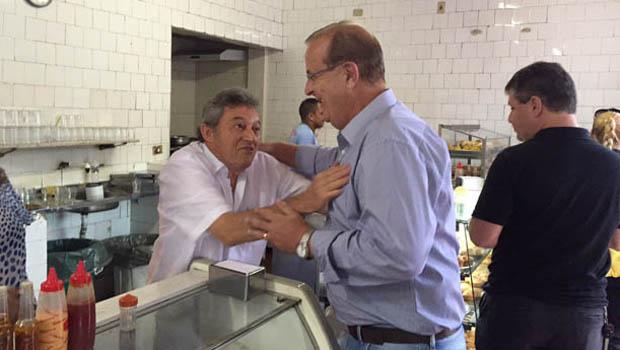 Ouvintes aprovam gestão de Paulo Garcia em programa de rádio