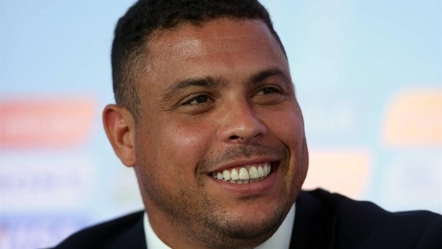 """Adoraria que ele renunciasse"", diz Ronaldo Fenômeno sobre Marco Polo del Nero"