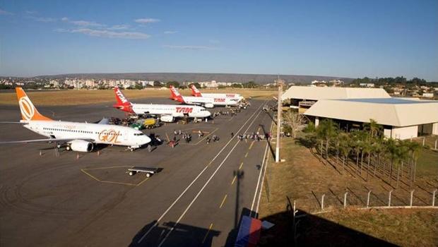 Aeroporto de Caldas Novas está no plano de concessões do governo federal