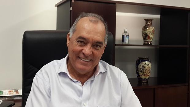 Aldair Novato é o novo presidente do Cremego