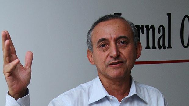Presidente da Câmara também colocou seu nome à disposição | Foto: Fernando Leite/Jornal Opção