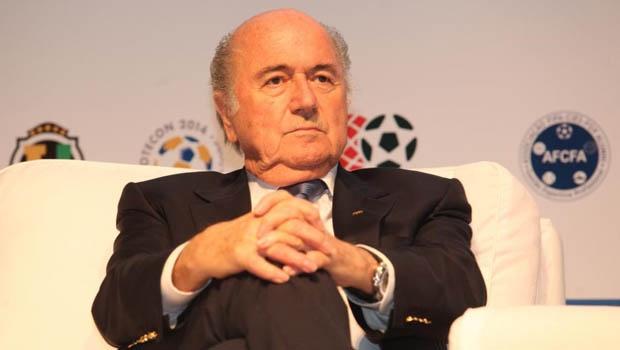 Comitê de Ética Fifa decidiu suspender, por 90 dias, Joseph Blatter | Foto: Eny Miranda / Goverj