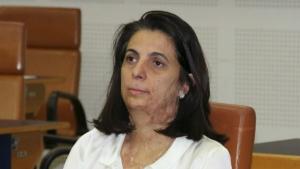 Dra. Cristina Lopes voltou atrás e retirou assinatura de requerimento | Foto: Alberto Maia/Câmara de Goiânia