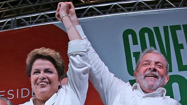 Dilma e Lula: citados na Lava Jato |  Foto: Ricardo Stuckert/ Instituto Lula