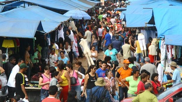 Proposta de revitalização da Praça do Trabalhador não atende anseios dos feirantes