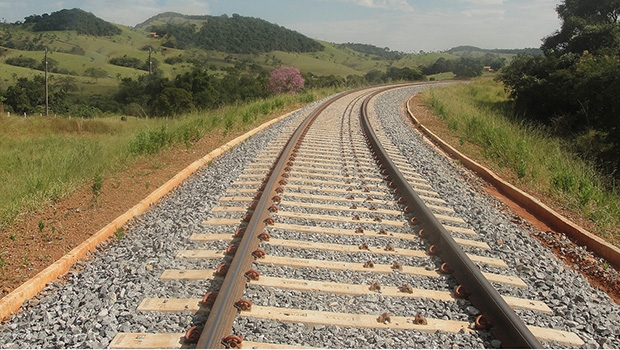 Projeto de ferrovia com capital chinês deve ligar o Atlântico ao Pacífico  | Divulgação/Valec