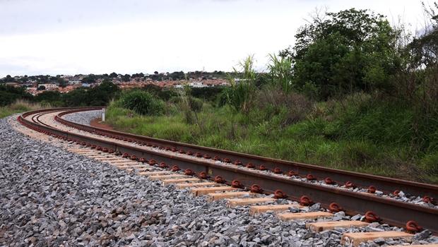 Governo federal vai conceder trechos goianos da Ferrovia Norte-Sul à iniciativa privada