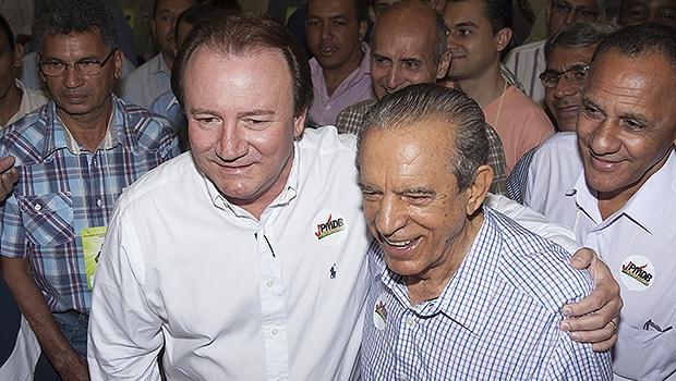 Se Friboi permanecer no PMDB, é praticamente certo que Iris Rezende não vai disputar a prefeitura