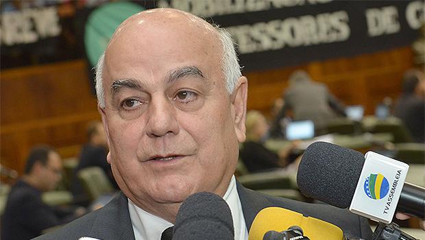 Presidente da Assembleia, Helio de Sousa, vai acatar parecer da comissão | Foto: Y. Maeda / Alego