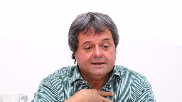 Jayme Rincón: cada vez mais candidato a prefeito de Goiânia | Foto: Fernando Leite/Jornal Opção