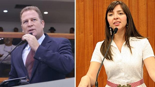 Major Araújo que homenagear jornalista de fora; Tatiana Lemos quer dinheiro público para gays e lésbicas | Carlos Costa/Alego e Câmara Municipal de Goiânia