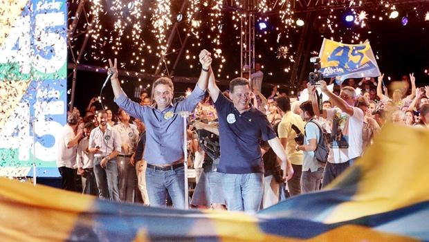Aécio lista Marconi como candidato do PSDB à presidência em 2018
