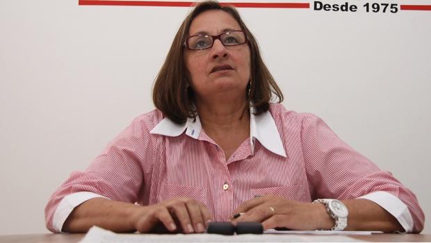 Neyde Aparecida será mantida à frente da SME | Foto: Fernando Leite/ Jornal Opção (2012)