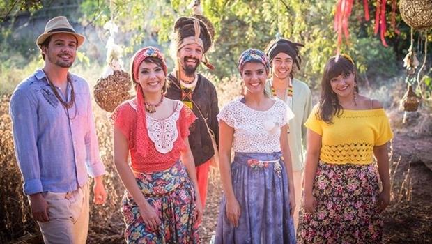 Grupo goiano | Foto: reprodução/Facebook