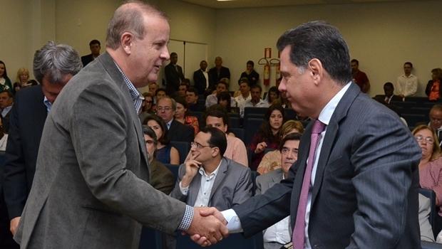 Paulo Garcia disse a um peemedebista que parceria com Marconi Perillo é só administrativa