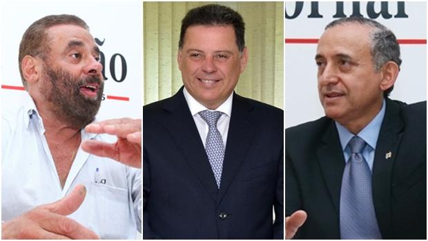 Anselmo Pereira vai intermediar almoço entre governador e Paulo Magalhães