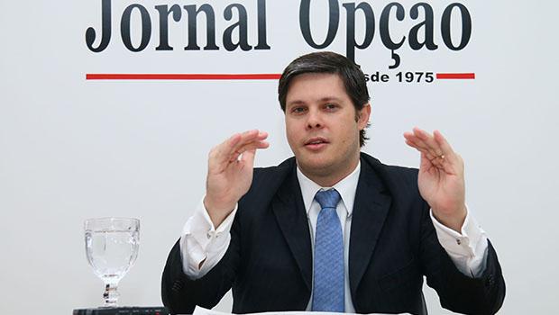 """""""Vou ajudar o PSDB a eleger o próximo prefeito e a ampliar seu  número de vereadores em Goiânia"""""""