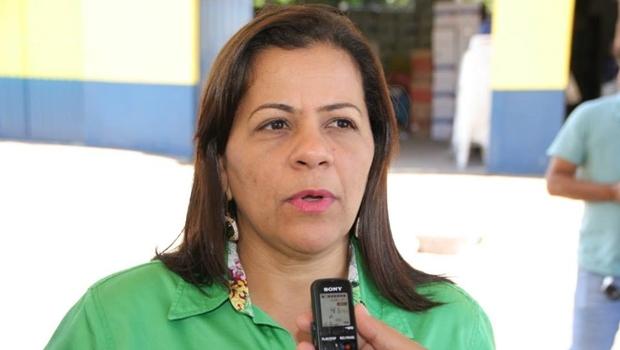 Prefeita Solange Bertulino | Foto: reprodução / Facebook
