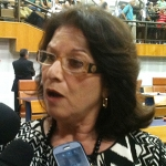 Sônia Moreira e outros procuradores pressionaram vereadores, mas sem sucesso | Foto: Marcello Dantas