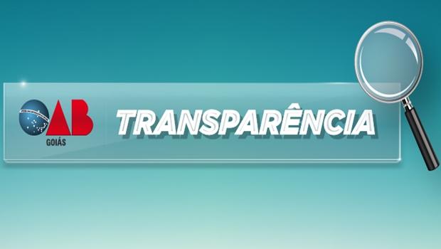 Com implantação do Portal da Transparência, Justiça extingue ação contra OAB-GO