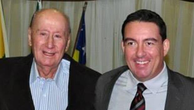 José Vitti, pai do deputado estadual José Vitti, morre aos 89 anos
