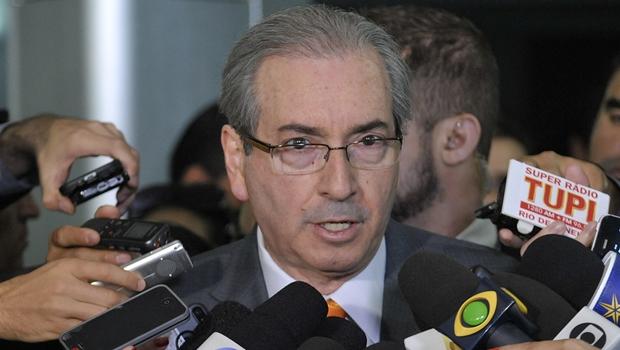 """Cunha: """"O presidente da Câmara a partir de hoje é oposição"""""""