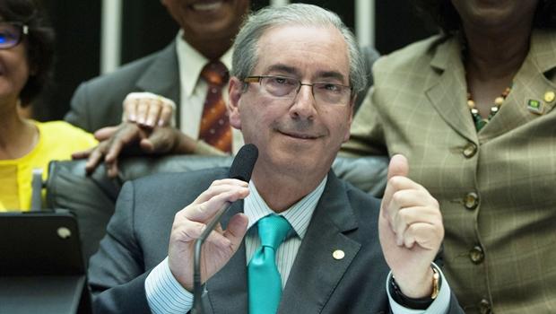 Cunha comemora decisão que mantém votação da PEC da Maioridade